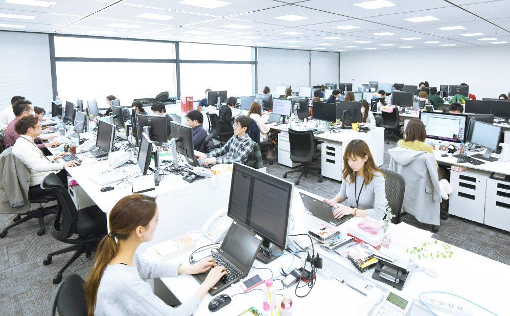 オフィス環境 | 株式会社セレス